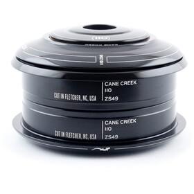 Cane Creek 110 Headset Tapered short ZS44/28.6/H8   EC49/40, negro